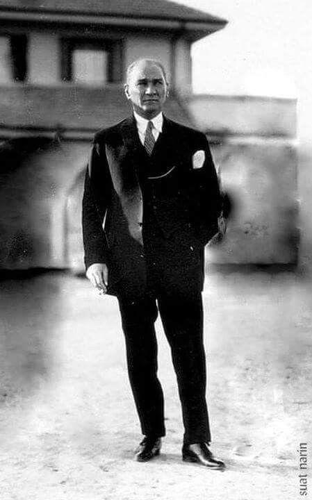 Mustafa Kemal ATATÜRK, TURKEY