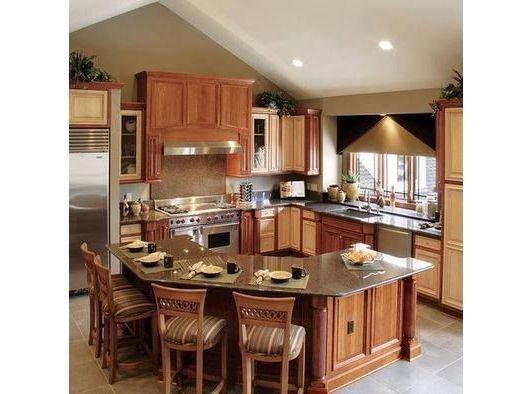 Kitchen Design Home And Garden Design Ideas Kitchen Island Ideas Pinterest The Shape