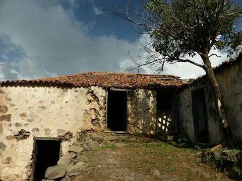 Casa canaria, por Sary.