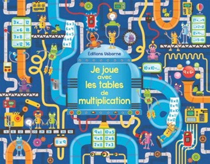 17 best images about maths cm2 on pinterest tables for Les table de multiplication