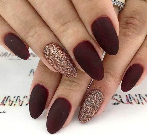 40 Stylish Short Coffin Nail Art Designs in 2019
