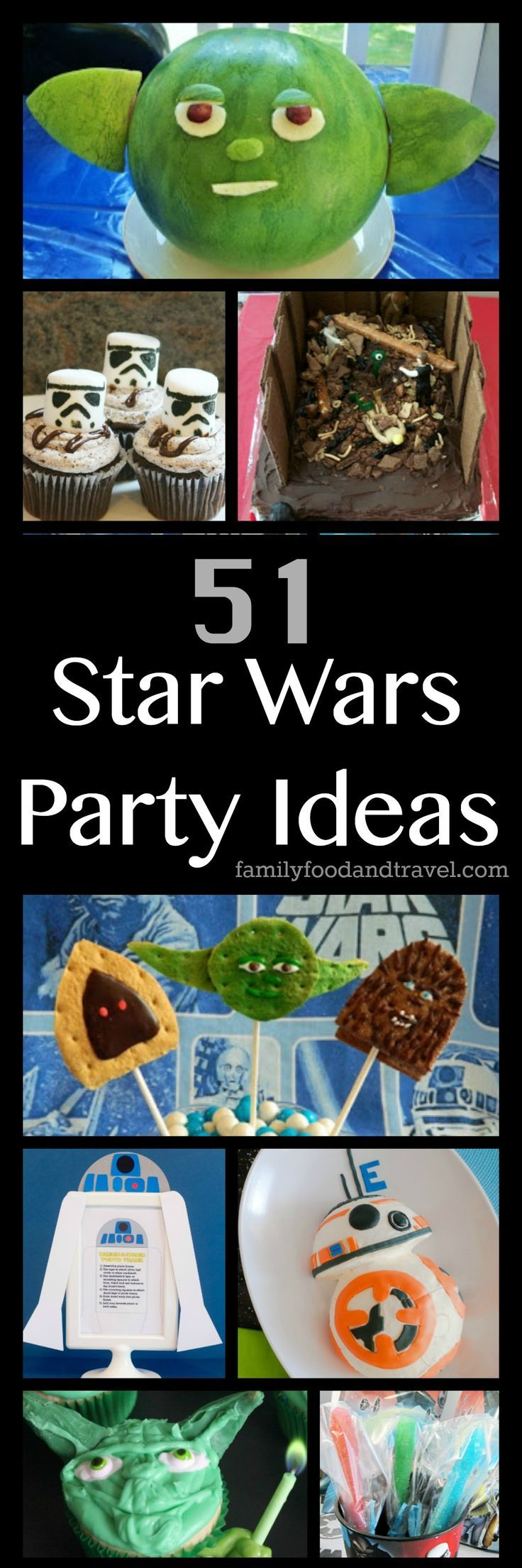 51 Stellar Star Wars Party Ideas