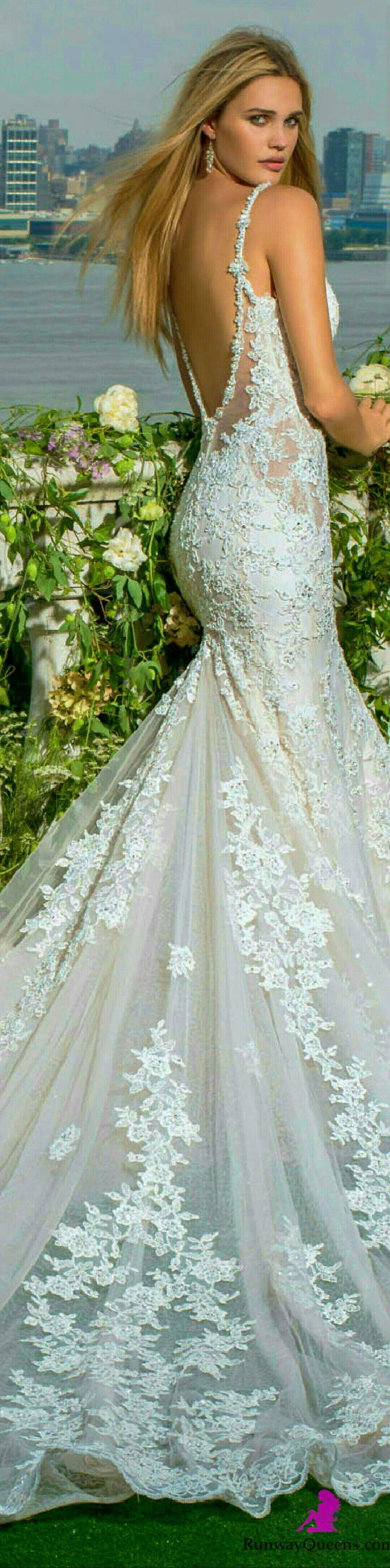 Eve of Milady, Bridal, 2017, white lace