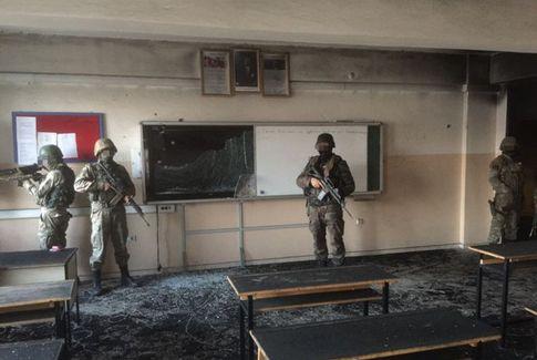 Ελεύθερος Αρθρογράφος: Ειδικές δυνάμεις καταδρομέων στέλνει η Τουρκία στο Ντιγιαρμπακίρ