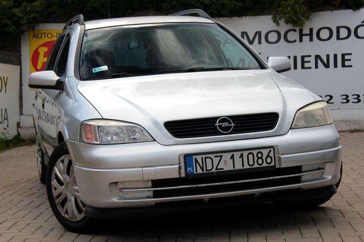 Opel Astra G 2.0 DTI 101KM