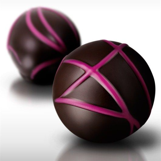 Black Cherry Truffles