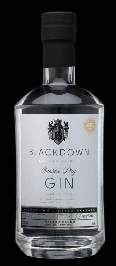 Blackdown Gin - Gin Foundry