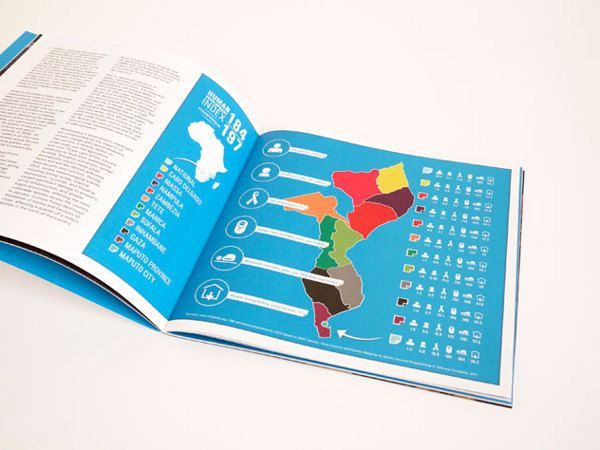 Best Annual Report Design Images On   Editorial