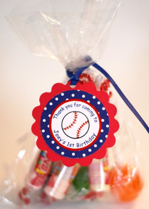 Hey, I found this really awesome Etsy listing at https://www.etsy.com/listing/158957812/baseball-theme-favor-tags-12-baseball