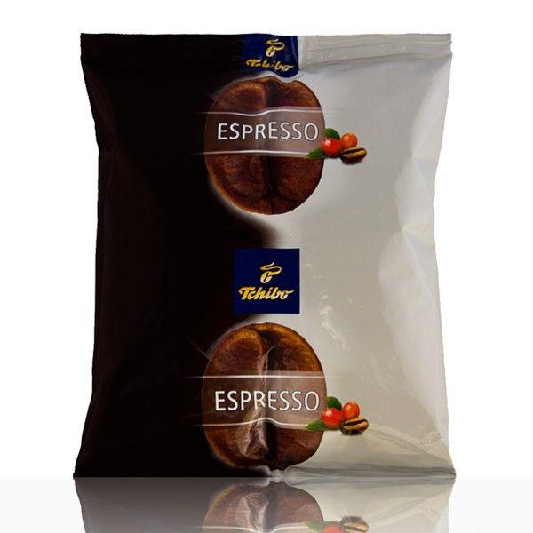 Tchibo Café Espresso Classico - 500g Kaffee ganze Bohne