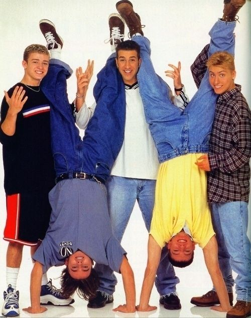 63 Reasons Why Boybands were Better in the 90s