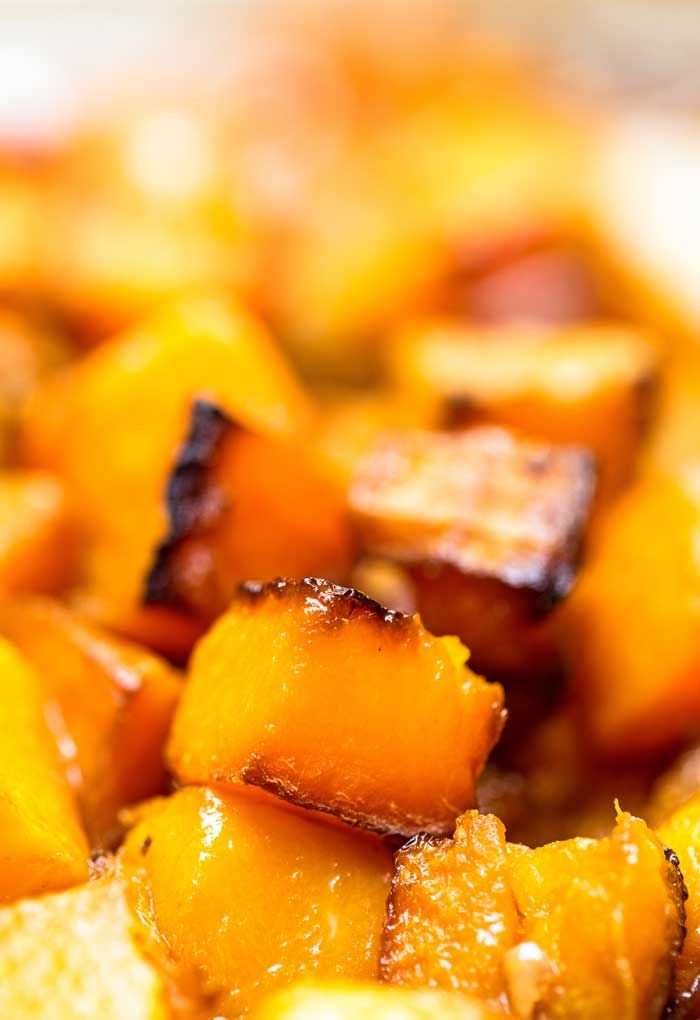 Roasted Butternut Squash Is One Of Those Simple Pleasures That I