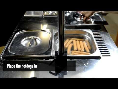 How to Operate our Hot Dog Cart - BizzOnWheels