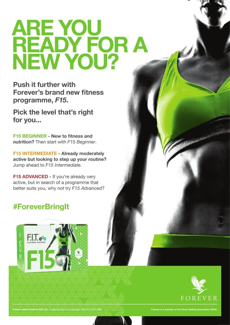New year. New You. Let's #BringIt
