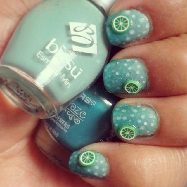 21 best Decoración de uñas images on Pinterest | Nail decorations ...