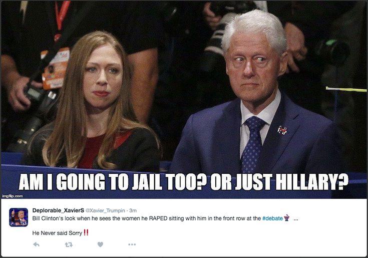 Creepy Bill Clinton: $5,000 Flash Meme Contest: Use hashtag #CreepyClinton to tag meme on Twitter or Facebook