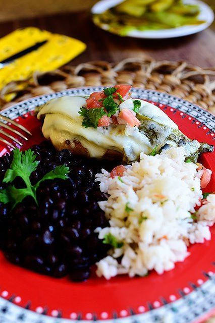 Pioneer Woman Green Chile Chicken