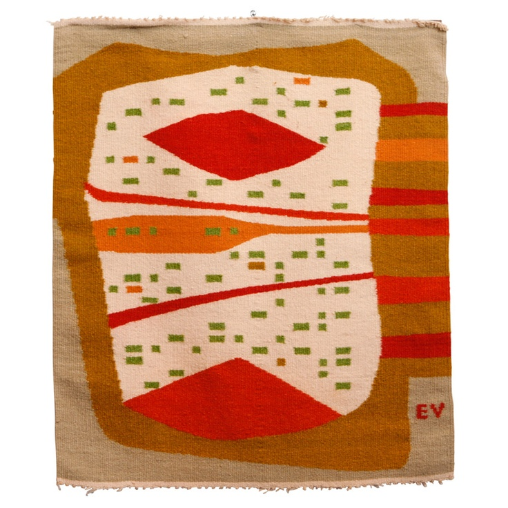 """Evelyn Ackerman """"Autumn Leaves"""" Tapestries by Era Industries"""