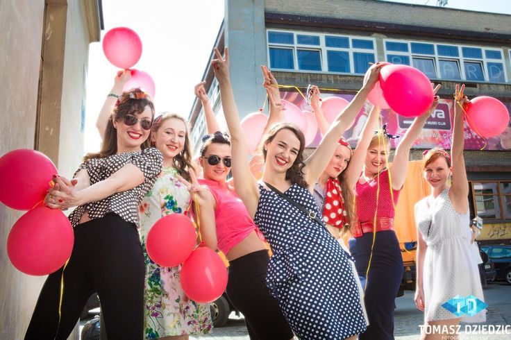 Bachelorette party in Poland. Bachelorette party in Cracow
