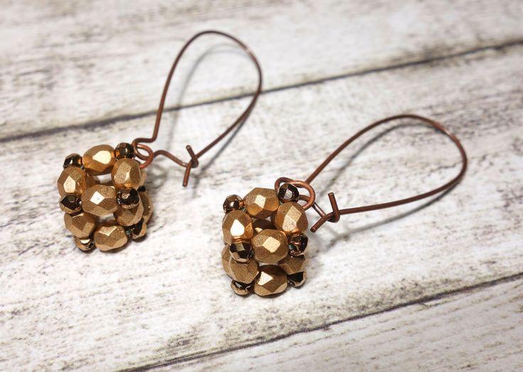 Ohrringe - Ohrringe Würfel - ein Designerstück von…