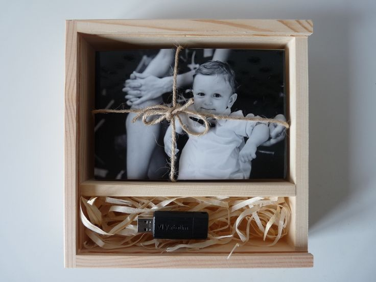 Wooden Photo Prints USB Gift Box , Unfinished unpainted wood photo and usb box for 4 x 6 (10x15cm) photos + USB flash drive with sliding lid Craft Supplies & Tools  Woodworking Supplies  Wood  box for usb  usb box  wedding box  wooden photo box wood box for photos  photo and usb box  unfinished print box  wood print box  USB Packaging  wedding USB  USB Gift Box print box 4x6  unfinished wood box