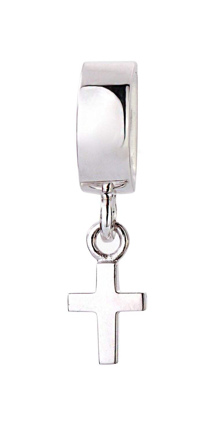 Joy de la Luz | Slide Silver Cross