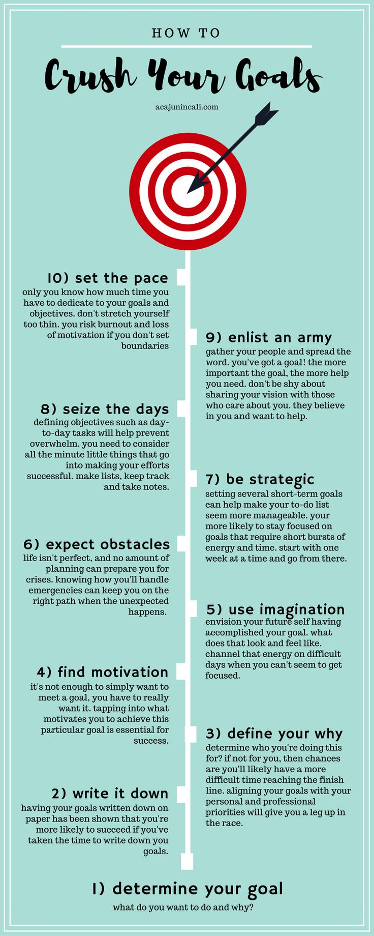 17 best ideas about achieving goals steps to become a better goal setter infographic