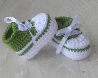 Cute Baby вязание крючком пинетки All Star Converse детская обувь