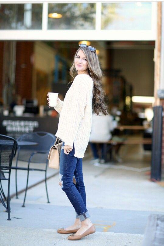 Coffee date look