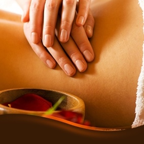 Relaxing massage 20 minutes now only €40 @Lion's Garden Hotel