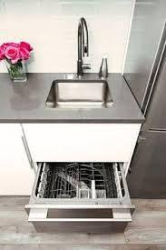 Image result for dishwasher drawer under sink