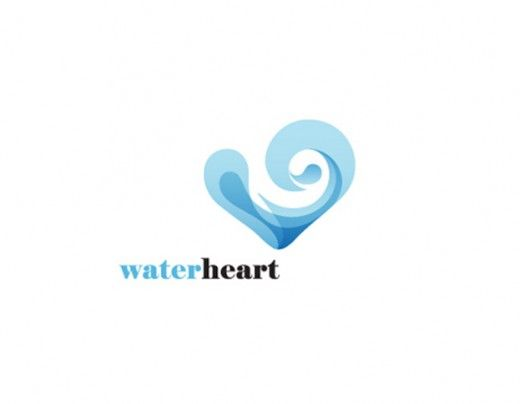 30 Most Inspirational Water Logo Designs | TutorialChip