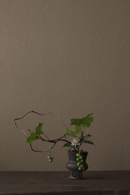 ikebana By-Toshiro Kawase Ikebana Japanese flowers arrangement  l AIF