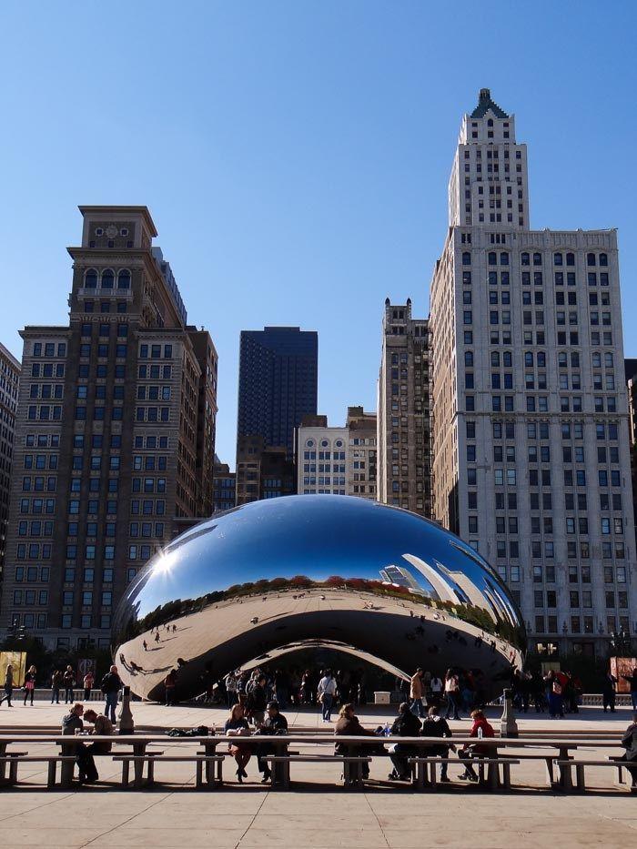 Chicago - Cloud Gate (The Bean)