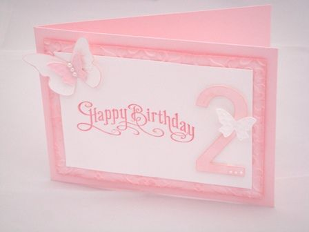 Happy Birthday - by Kylie Swain https://www.facebook.com/BlossomDesigns2