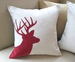 Resultado de imagen para christmas pillow