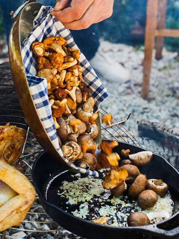 Francis Mallmann, Patagonian wise man and roving Argentine chef shows us how to throw an open-fire dinner party with recipes from his new book Mallmann on Fire.
