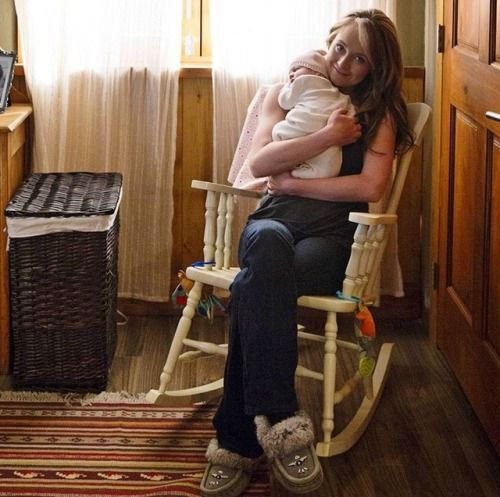 Amy & Baby Borden