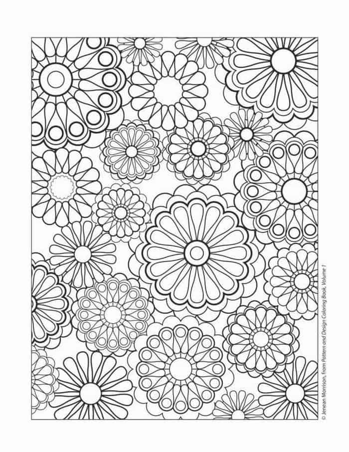 Printable Sunflower Coloring Pages In 2020 Coloring Pages
