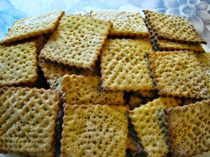 Házi háztartási keksz recept ~ Éhezésmentes Karcsúság Szafival
