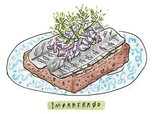 How to make Smørrebrød, Denmark's Contribution to the World's Great Sandwiches