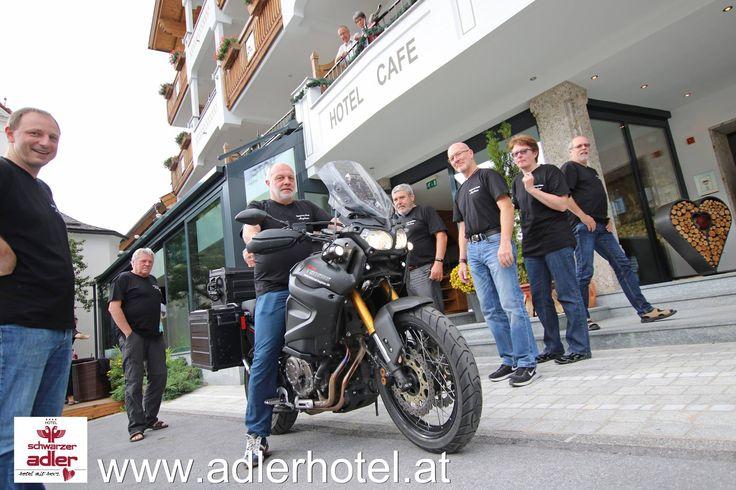 Motorrad Urlaub im Motorradhotel Schwarzer Adler