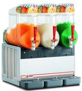 3 Kavanozlu Granita Ice Slush Makinesi 0212 2370749