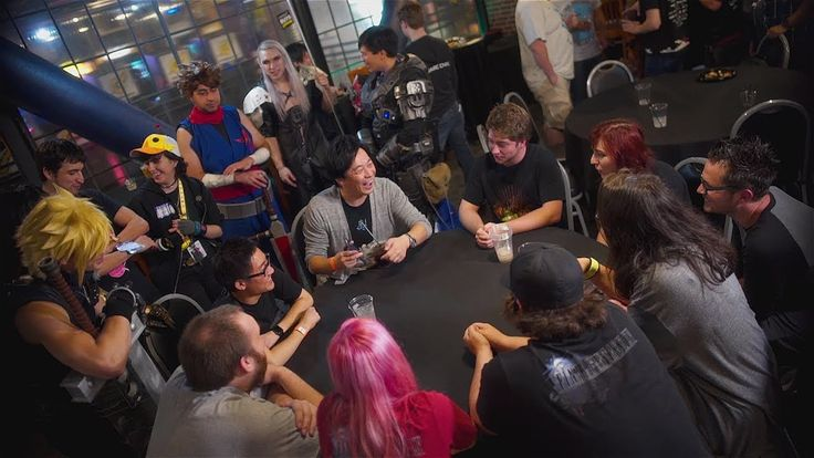 FINAL FANTASY XV: PAX West Memories with Fans [Video] #Playstation4 #PS4 #Sony #videogames #playstation #gamer #games #gaming