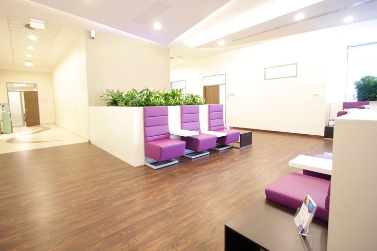 A waiting room - Budapest, Hungary, Budapest Top Dental, A dental clinic in the capital of dental tourism.