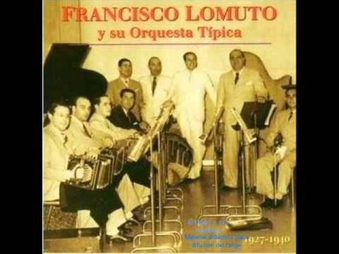 COMO SE MUERE DE AMOR - FRANCISCO LOMUTO - FERNANDO DIAZ - TANGO