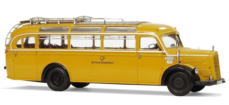#50 years #buses #collect #deutsche bundespost #hobby #leisure #mercedes benz #model #model buses #model cars #models #nostalgia #oldtimer #postal buses #service bus #transport and traffic #travel and line coach,