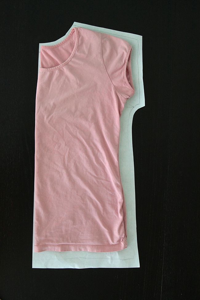 the easy tee {simplest women's t-shirt ever} - itsalwaysautumn - it's always autumn