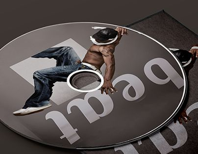"Check out new work on my @Behance portfolio: ""Beat CD-Cover""…"