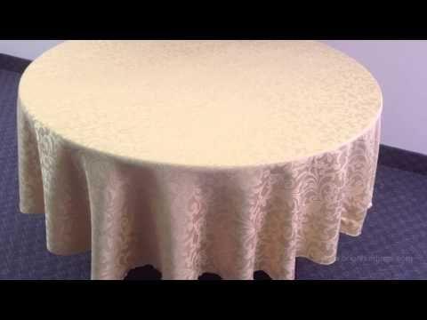 Tablecloths - Somerset Damask Fabric